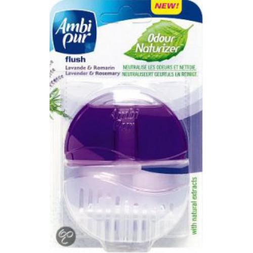Ambi-pur flush