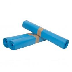 Afvalzakken blauw 80x110