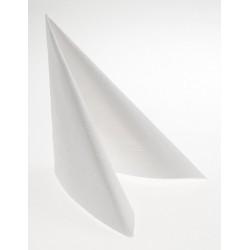 50x50 airlaid servet wit