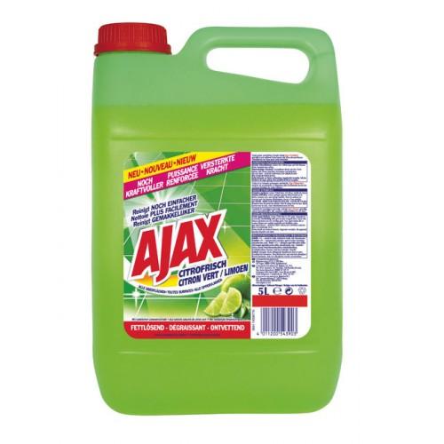 Ajax 5 lt. limoen