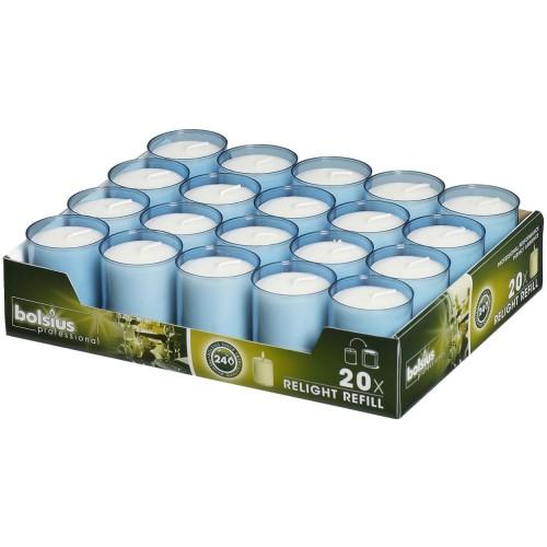 Relight refills Aqua