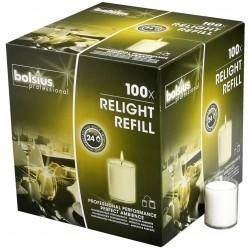 Relight refills transperant
