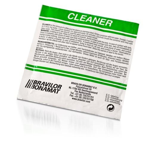Cleaner [ koffie aanslag-verwijderaar] 15 zakjes