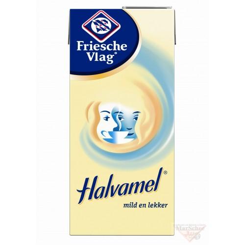 Fr. vlag Halvamel koffiemelk