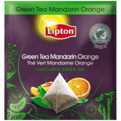 Lipton T Green mandarin orange