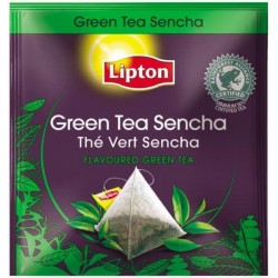 Lipton T green tea sencha