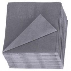 24x24 2-lgs barservet grijs