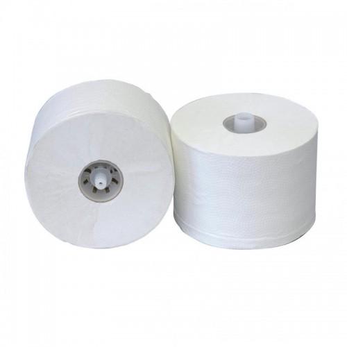Wc-papier doprollen 1-laags
