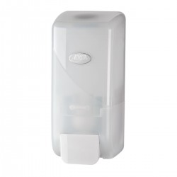 euro Foam soap dispenser wit
