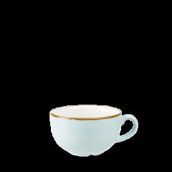 Cappuccino/soep kop Duck egg blue 46