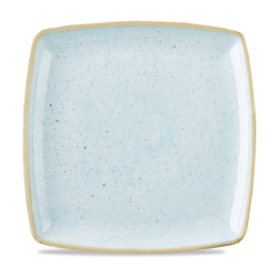 Bord vierkant Duck egg blue 26.8