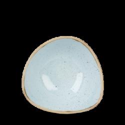 Schaal diep driehoek Duck egg blue 15.3