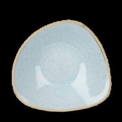 Schaal diep driehoek Duck egg blue 23.5